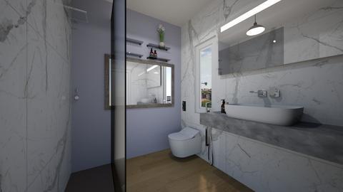 Nostro bagno3 - Bathroom  - by natanibelung