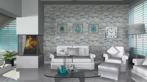 Iris - Minimal - Living room  - by deleted_1566988695_Saharasaraharas