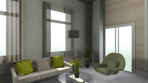 home office 4 - Modern - Office - by alepa