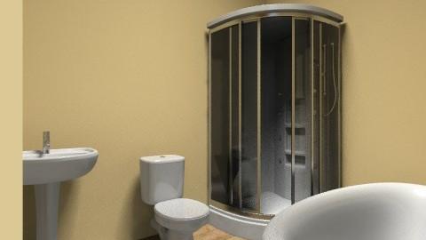 Hereford Bathroom Guest - Country - Bathroom - by KiwiBuntu