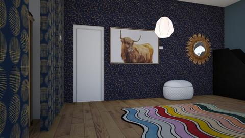 room - Bedroom  - by hanaCooper