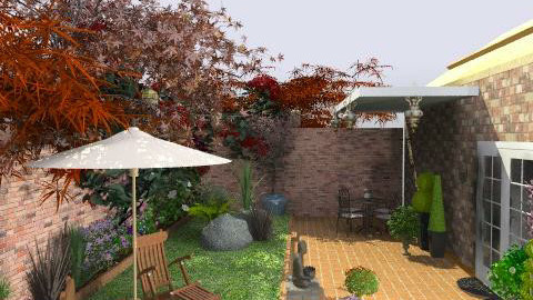brianclough  - Classic - Garden  - by brianclough