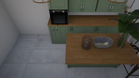 Final Project - Kitchen  - by Jasmin2001