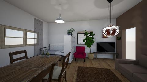 aaa - Living room  - by Kataszabo