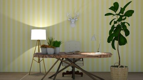 Beehive Office 2 - Office  - by dogsrmylife