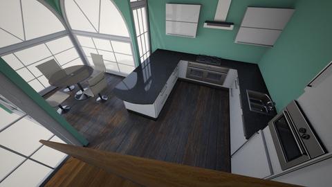 room 19 - Kitchen  - by Esmeralda6