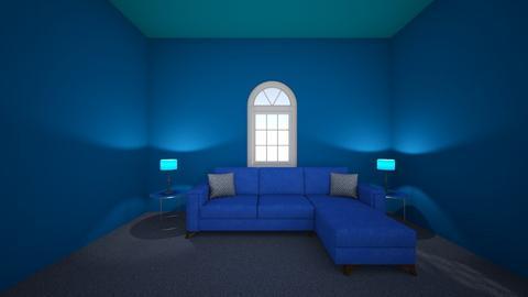 blue - by kyle_sethre