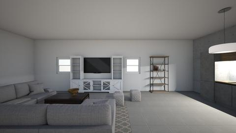 live - Living room  - by avaadair