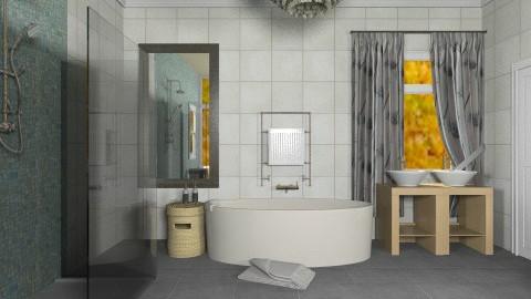 Glamorous Bathroom - Glamour - Bathroom - by deleted_1513655778_Valencey14