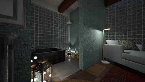 lux bath - Bathroom - by naumankm