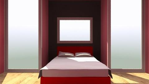 retro - Retro - Bedroom  - by bobbijones