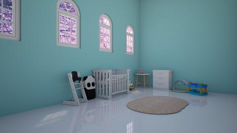 baby bedroom - Bedroom  - by Grande93