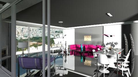 loft2 - Modern - Garden  - by kostaskaragiannis