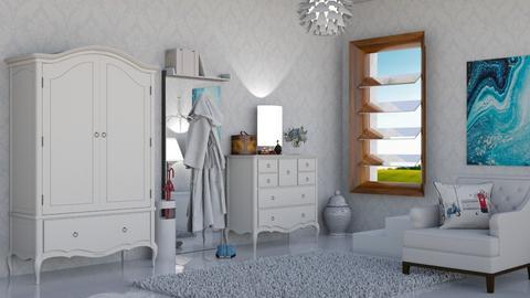 hallway - by nat mi