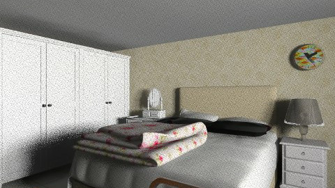 new deco - Country - Bedroom  - by jiun0426