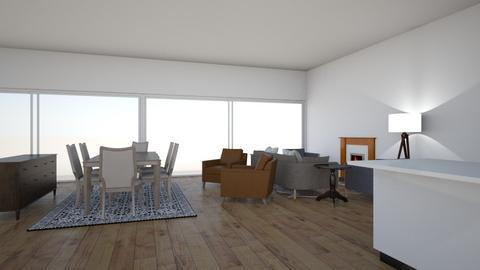 living_01 - Classic - Living room  - by gpinho