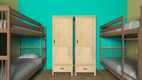 my second bedroom - Country - Bedroom - by cutegirldesign
