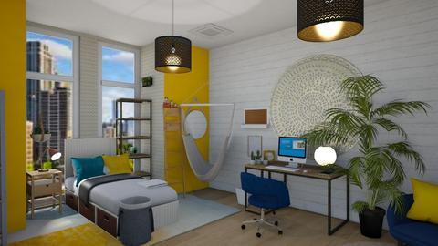 First Design - Bathroom - by lovie_lizz