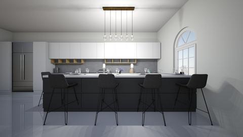 Mutfak 2 - Classic - Kitchen  - by cagla_deniz_