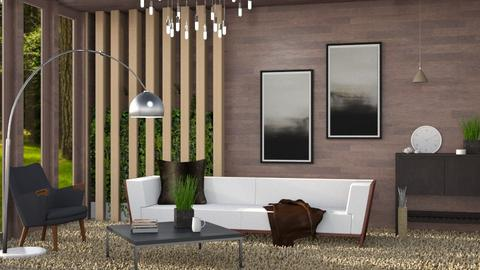 contest room - Modern - Living room  - by designkitty31
