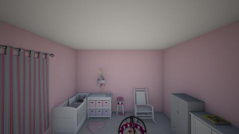 Melanie Room - Kids room  - by toyila123