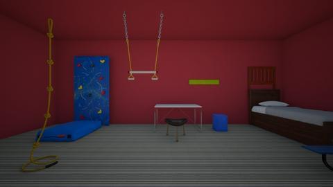 room - Bedroom  - by Robyndobrounig