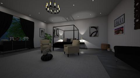 Felt Bored - Bedroom  - by 00l0ps