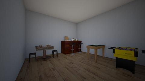 Game room - by MinaForever