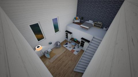 Cool bedroom - by DreamerStar202