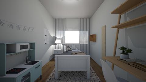 Yali kidsroom 4 - Kids room  - by erlichroni