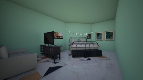Diana - Retro - Bedroom  - by MillieBB_fan