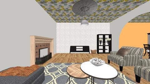 joy - Living room - by brichella