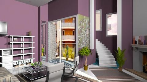 Marienta - Modern - Living room  - by milyca8
