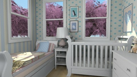 Dotty - Kids room - by lauren_murphy