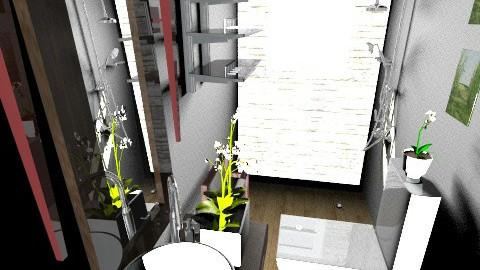 Parents Toilet and Bath  - Minimal - Bathroom  - by vonaldrin
