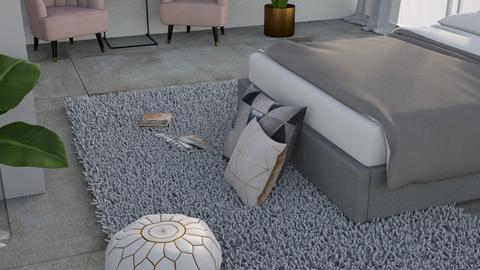 bed14072021 - Bedroom  - by jezek1