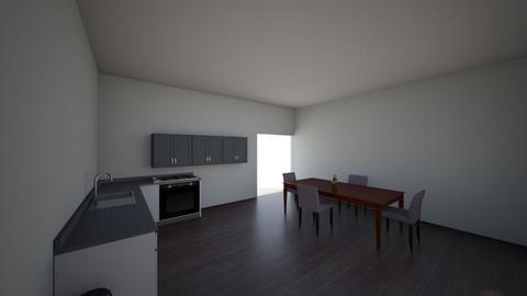 Scene 1 Kitchen - Kitchen  - by bhyslop