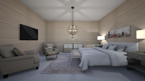 master bedroom - Bedroom  - by KenzTheRoomPlaner