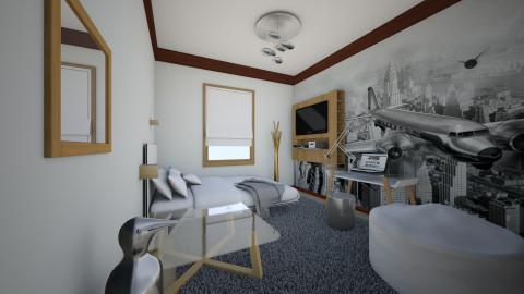my little bedroom - Modern - Bedroom  - by ritsa