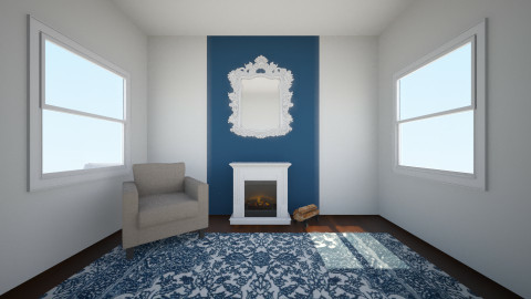 9 - Living room - by macy486