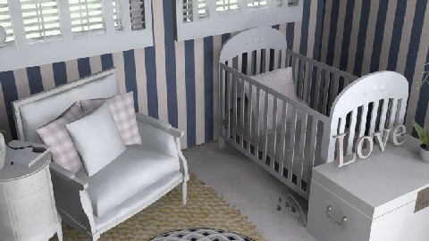 classic baby's room - Classic - Kids room  - by lstash