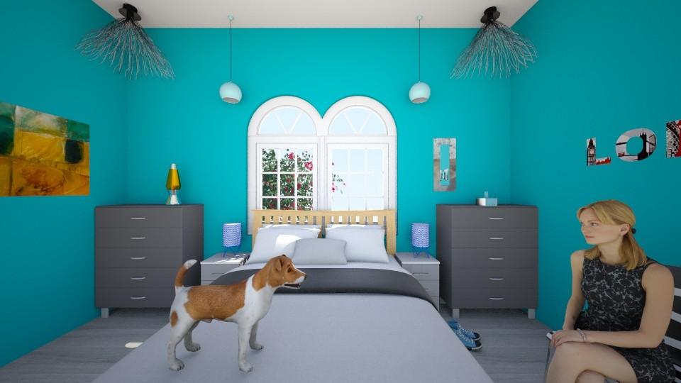 Booogie woogie  - Bedroom - by Bella3abc