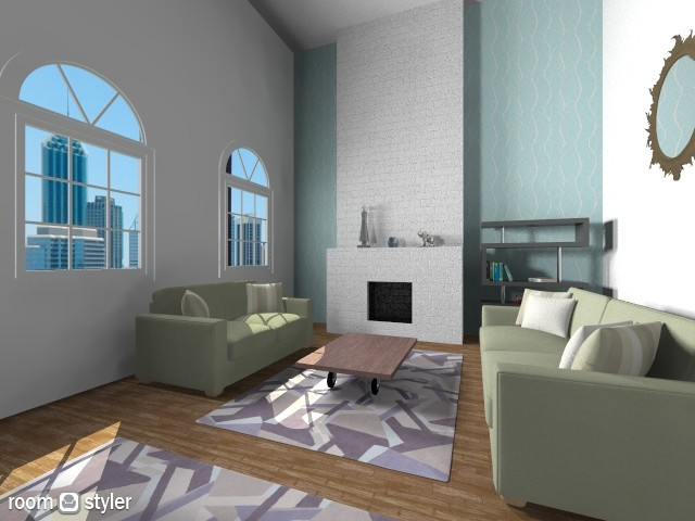 a new design1 - Living room - by percy8