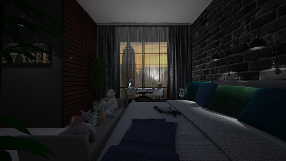 Sleepp - by whitefoxchris
