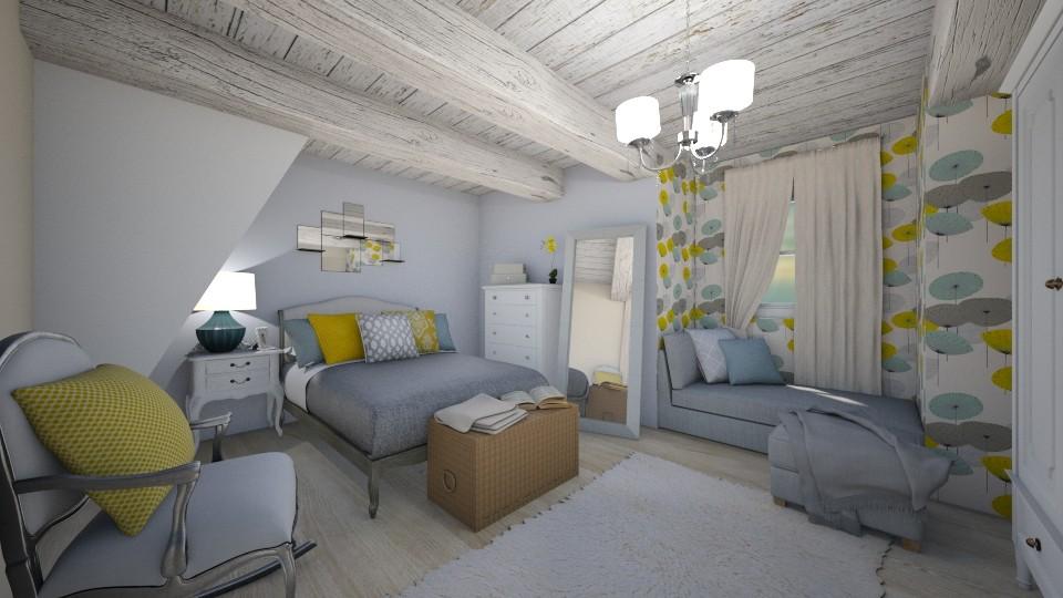 Dandelion - Bedroom  - by CarolinaB