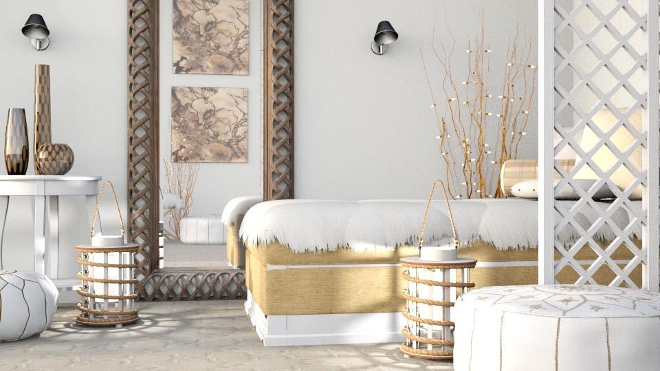 Golden - Classic - Bedroom - by millerfam