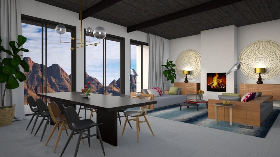Desert Mountain Living - by 3rdfloor