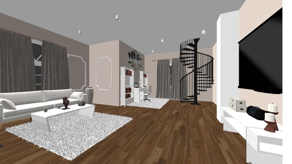 college living room goals - Modern - Living room - by Mackenzie Kem