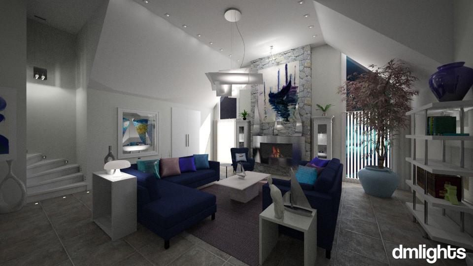 Grand_Mariner - Living room - by DMLights-user-981898