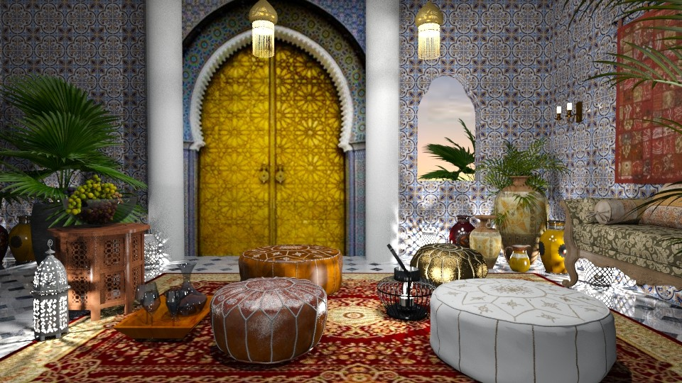 Morocco - by lovedsign